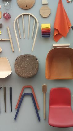 discipline your materials! - Loves by Domus