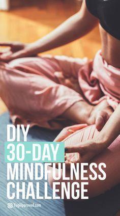 DIY 30-Day Mindfulness Challenge