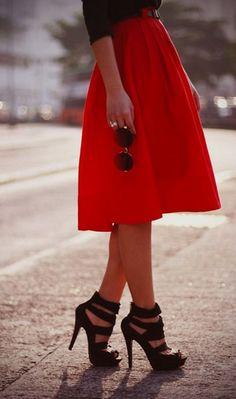 Gorgeous #ed midi skirt http://rstyle.me/n/dgcapnyg6
