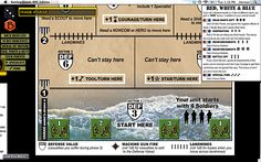 d-day dice game