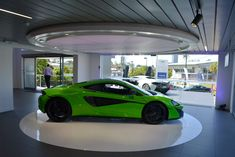 McLaren Queensland Showroom, Australia. McLaren Gold Coast by Birchall & Partners Architects. Architects with extensive experience designing and building car showrooms since 1988. Architects Ipswich | Architects Brisbane | Architects Gold Coast Brisbane Architects, Showroom Design, Southport, Gold Coast, Australia, Building, Car, Automobile, Buildings