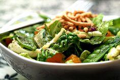 Asian crunch salad