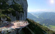 Bergbahnen steinplatte waidring