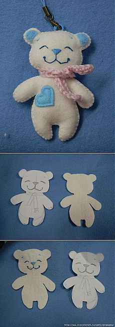 Idea for needle felting