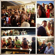 The Santa Monica Chamber hosts at least 3 networking events every month. The Chamber's Business @ Sunset mixers are held at different member businesses each month, including many of the top hotels and restaurants in the area.  With over 100 guests in attendance, people enjoy food and drinks. Each host adds a unique touch to make the event memorable. For more information visit: http://www.smchamber.com/networking