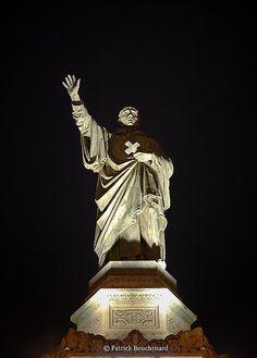 Saint Bernard. Dijon. Bourgogne