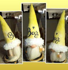 Gnomes, Homemade, Home Made, Hand Made