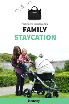 Planning your Family Staycation? Feeling a bit stressed & confused about what to pack? Perhaps it's your first trip away as a family with your new baby and you're finding it difficult not to over pack out of fear you might forget something. Click through for our tips to make it a smooth & memorable trip!