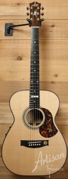 Maton EM100 808 Messiah Series with Sitka and Indian Rosewood | Artisan Guitars