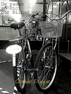 Rent a Bike at Hotel Conde Duque Bilbao with Tourné and enjoy the City