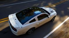 2015 ford mustang sunroof