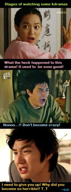 My true story with 'Descendants of the Sun' lol...
