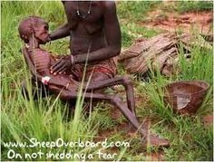 help starving children -