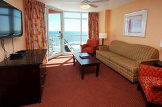 Myrtle Beach Vacation Rentals   PRINCE RESORT 808   Myrtle Beach - Cherry Grove - $864