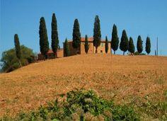 Tuscant Italy bike touring