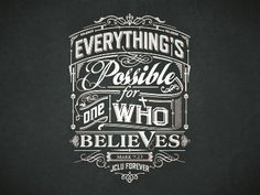 believe graphic - Google Search