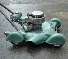 That moment when your mower is cooler than your car. #want   #nashville…