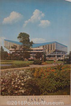 Essen Gruga Park and exhibition hall