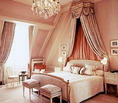 ritz paris bedroom | The Elton John Suite; Ritz, Paris | Bedroom ideas
