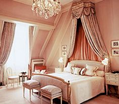 ritz paris bedroom | The Elton John Suite; Ritz, Paris | Bedroom ideas