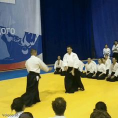 "Aikido Festival ""Tornado"" in Moscow"