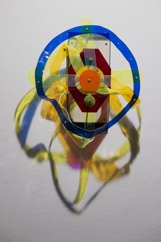 Sardis, 2015 Steel, wood, plexiglass 21 x 19 x 10 inches  By artist Chad Waples