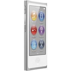 Apple iPod nano Purple Generation) NEWEST MODEL The ultraportable iPod nano features a Multi-Touch display that's great for browsing your Ipod Nano, Tvs, Audio, Buy Apple, Apple Mac, Pink Apple, Multi Touch, Nintendo Wii Controller, Apple Products