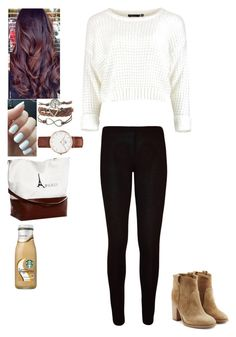 """""""💖"""" by evewalts16 ❤ liked on Polyvore featuring WearAll, Daniel Wellington, Laurence Dacade and Boots"""