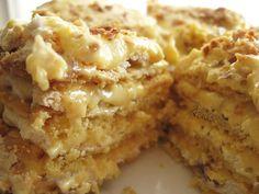 Торт - Королевский Russian Pastries, Russian Cakes, Russian Desserts, Russian Recipes, Russian Foods, Baking Recipes, Cake Recipes, Dessert Recipes, Funny Cake
