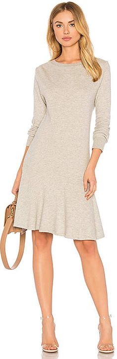 Shop for Joie Runna Dress in Heather Grey at REVOLVE. Business Casual Attire, Fashion Deals, Fashion Trends, Birthday Woman, Handmade Dresses, Floral Maxi Dress, Ladies Day, Short Hair Styles, Dresses For Work