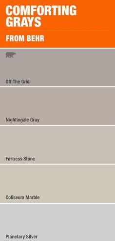 41 Trendy ideas bedroom paint colors behr home depot Taupe Paint Colors, Room Paint Colors, Interior Paint Colors, Paint Colors For Living Room, Paint Colors For Home, House Colors, Neutral Paint, Warm Bedroom Colors, Behr Paint Colors