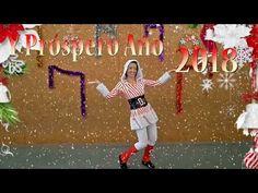 Baila Sin Parar - Gema Ibarra - Profesora de Baile: FELIZ NAVIDAD Y FELIZ AÑO NUEVO 2018!!!!