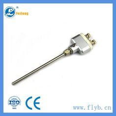 name	Feilong pt100 simple type temp probe type pt100/pt1000 size 16*500mm(can be coustomized) Material	SS304/316 model WZP-901 accuracy class B certificate	CE/ISO Temperature Range	-200C to 420C Application	industrial Shipping port	shanghai www.flyuyu.com/products/Feilong-pt100-simple-type-temp-probe.htm