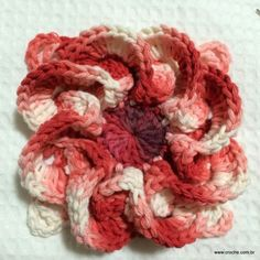Flor segredo passo a passo - www.croche.com (51)