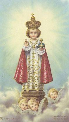 TRODNEVNICA BOŽIĆU - DJETETU ISUSU  Ι. dan  Oče naš, Zdravo Marijo, Slava Ocu ……