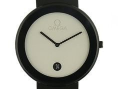 Omega Art Collection, designed by Max Bill, 1987. Limited edition.