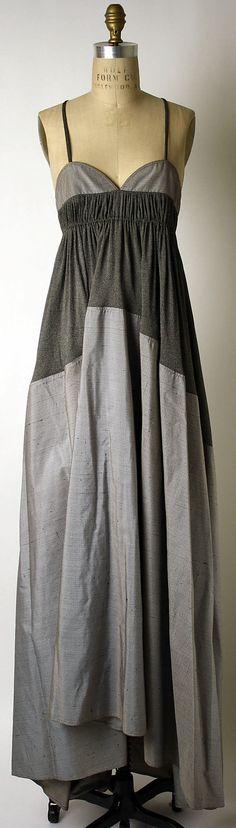 Dress   Geoffrey Beene (American, Haynesville, Louisiana 1927–2004 New York)   Date: spring/summer 1994   Culture: American