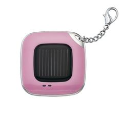 MixBin-Solar-iPhone-Charger-with-Keychain-Retail-Packaging-Lavender