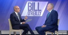 Flashback: Lauer Hammers O'Reilly for Sexual Harassment Allegations — Much Different Meaning Today