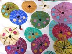colourful umbrellas  Japon , idée décor