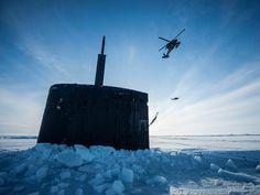 Közös és különleges, amerikai-brit haditengerészeti hadgyakorlatra kerül sor az Északi-sarkon. Az Ice Exercise 2018 (ICEX 18) során az amerikai színeket egy-egy Seawolf-osztályú (USS Connecticut) és továbbfejlesztett Los Angeles-osztályú (USS Hartford) tengeralattjáró képviseli.