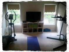 96 best exercise/playroom ideas images  workout rooms at
