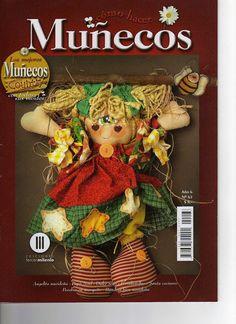Revista muñecos country n 63 en TELA - country- moulin - Picasa ...