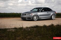 Bmw Serie 1, Bmw 1 Series, 135i Coupe, Vossen Wheels, Bmw Alpina, Bmw Cars, Cars And Motorcycles, Motorbikes, Vroom Vroom