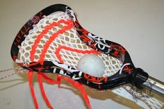 Lacrosse Unlimited's Recruiting Issue Dyes: UVA Gait Flow