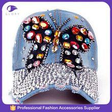 d67fd2476e052 gorras para mujer decoradas - Buscar con Google Sombreros Pintados A Mano