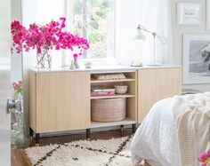 When decorating, sometimes getting the look you want seems unattainable: You love a certain dresser; you want built-ins and a beauti...