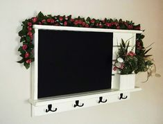 Chalk Board Shabby cottage chic Furniture by daleswoodandmore, $65.00