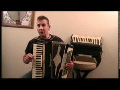 Accordion Lesson Part 1 Accordion Music, World Music, Electric Motor, Music Lessons, Choir, Orchestra, 1980s, Bass, Musicals