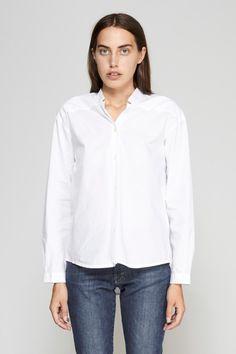 HOPE | Dea Button-Up Shirt | MYCHAMELEON.COM.AU
